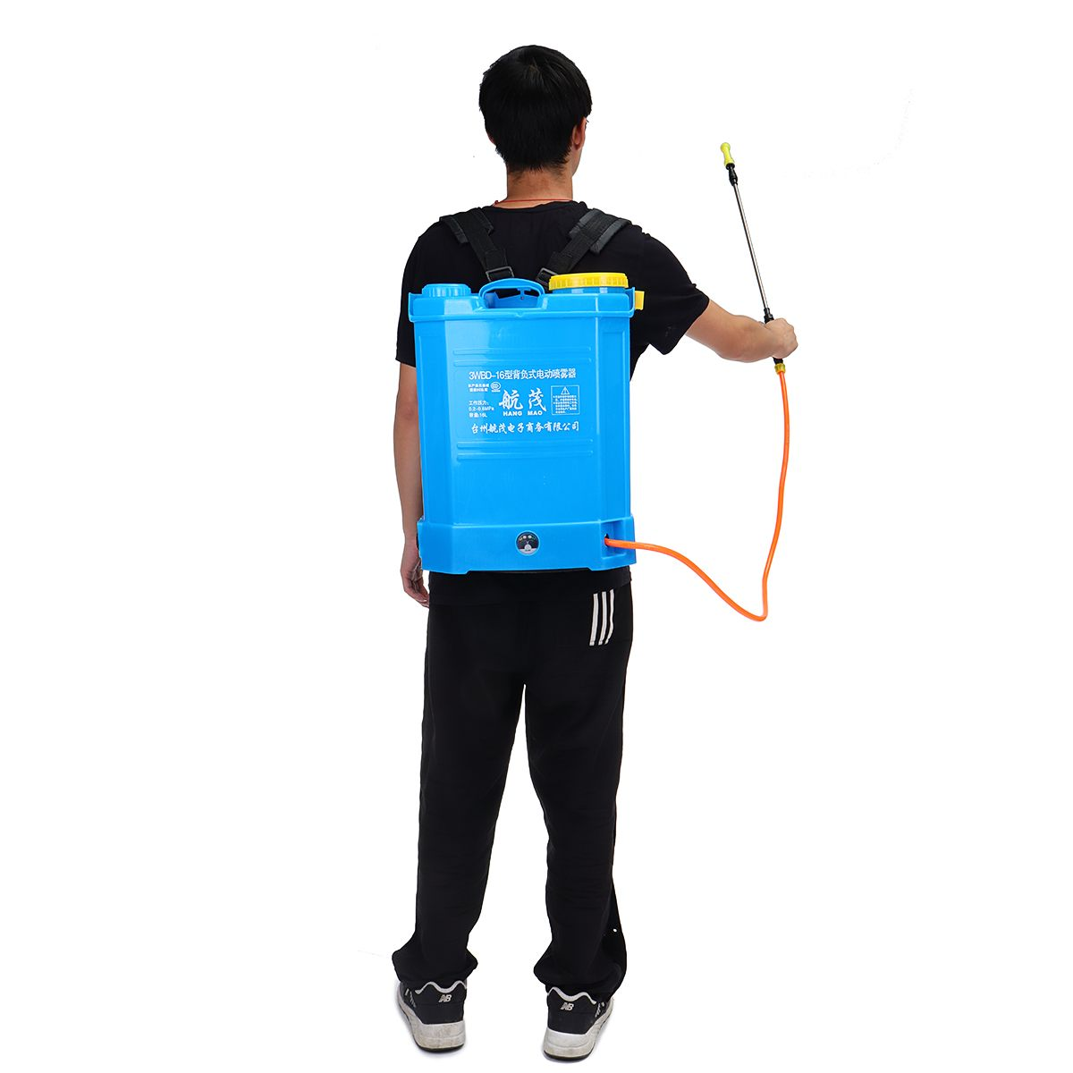 Agricultural Pesticide Spray Equipment Backpack Garden Intelligent Sprayer Knapsack 16 Litre 12v 240v Battery Cordless