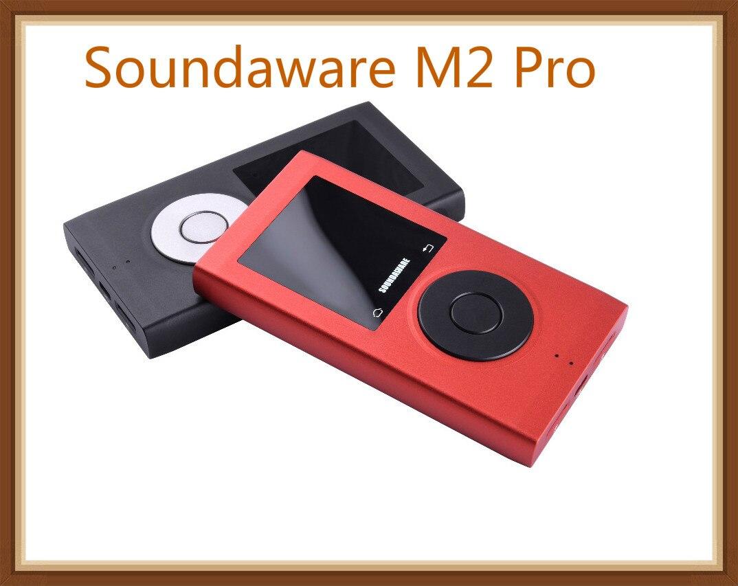 Soundaware M2 Pro M2pro DAP Hi-res Full Balanced DSD Portable Hifi Music Player MP3