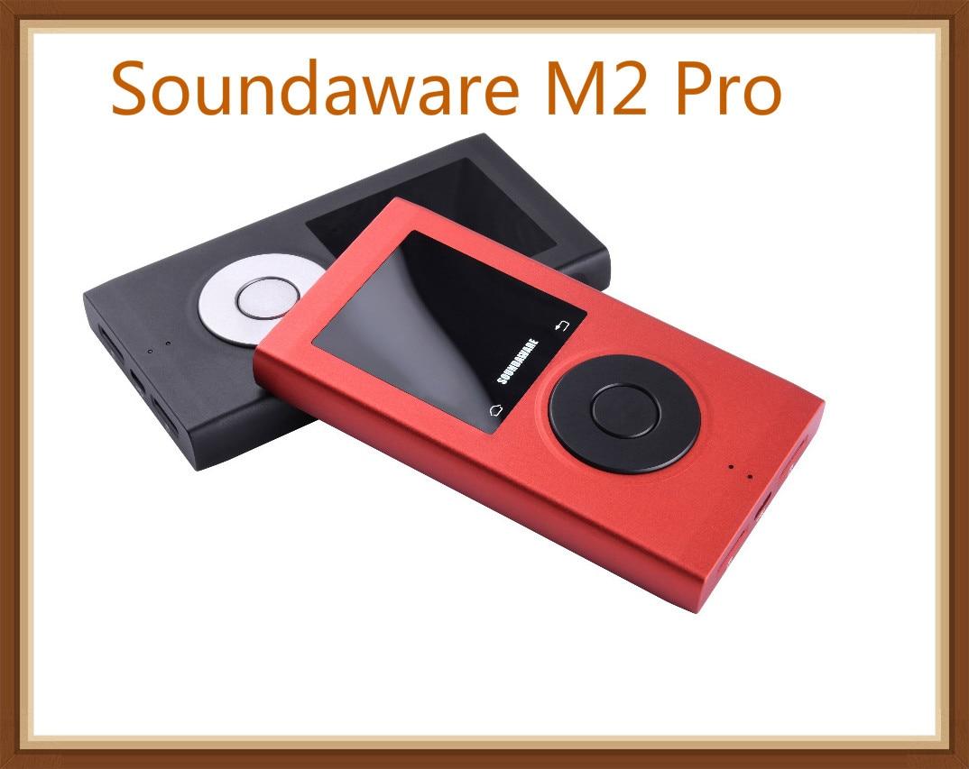 Soundaware M2 Pro M2pro DAP hi-res Full équilibré DSD lecteur de musique Hifi Portable MP3