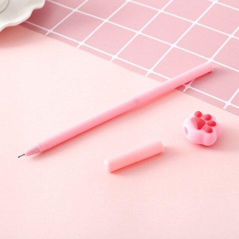 pata do gato lindo coracao rosa 05