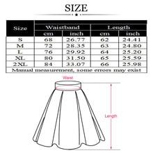 Retro Hepburn Vintage Women Skirt Floral Print Spring Summer Knee Length Skirt Cotton High Waist Swing Party Skirts Faldas Saia