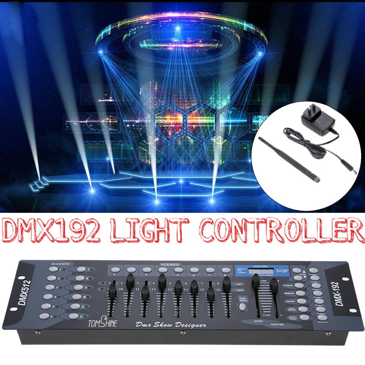 2pcs/lots International standard DMX 192 controller