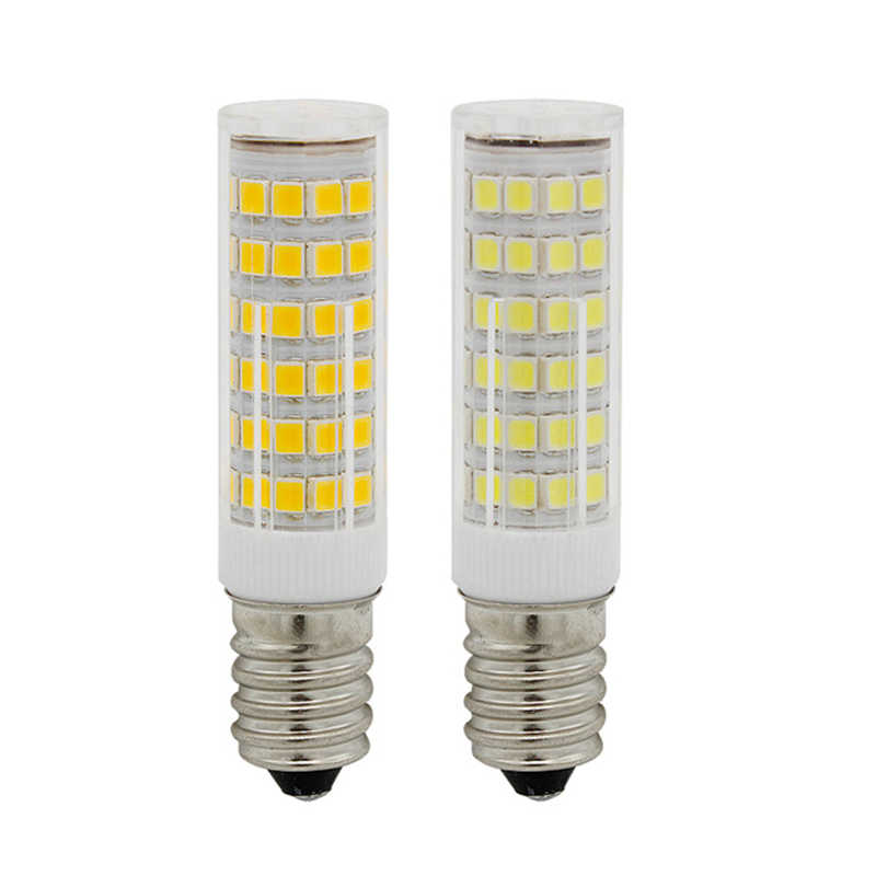 Mini E14 LED Lamp 5W 7W 9W Chandelier Lampada AC220V 230V LED Light  SMD2835 Corn Bulb Pendant Wall Fridge Refrigerator Lamps
