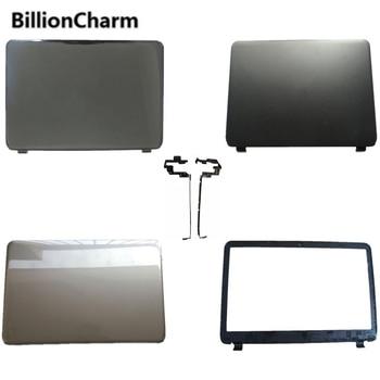 For HP 15-G 15-R 15-T 15-H 15.6 760967-001 AP14D000C70 Laptop Top LCD Back Cover/LCD Bezel Screen Cover Front Frame/Hinges ltn170mt03 001 1680 1050 laptop lcd screen panel