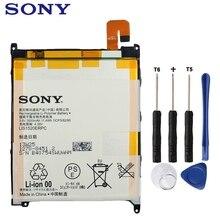 Original Replacement Phone Battery For SONY XL39h Xperia Z Ultra C6802 Togari L4 ZU C6833 LIS1520ERPC Authenic Battery 3000mAh