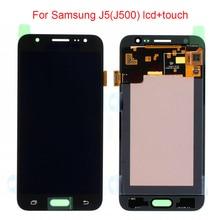 JPFIX Super AMOLED для Samsung Galaxy J5 J500F J500Y ЖК-дисплей Замена сенсорного экрана
