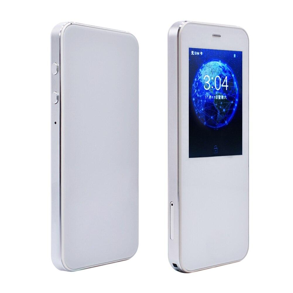 2,4 Inch Hd Bildschirm Touch Lernen Maschine Gleichzeitige Stimme Übersetzer Smart Dolmetscher