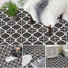Thickened Wear-Resistant Plastic Floor Stickers PVC Floor Self-Adhesive Floor Leather Home Waterproof Stickers EWF015