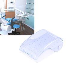 Стоматологическая пластиковая коробка для сверления отверстий 60 инструмент для сверления отверстий коробка для размещения стоматологических инструментов Стоматологическая коробка для дрели автоклав стерилизатор чехол держатель для дезинфекции