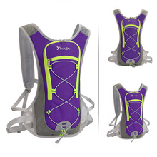 2L Tactical Outdoor Hydration Water Backpack Bag With Bladder 6 Colors