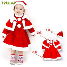 2019 Christmas Baby Clothes Toddler Infant Newborn Baby Girl