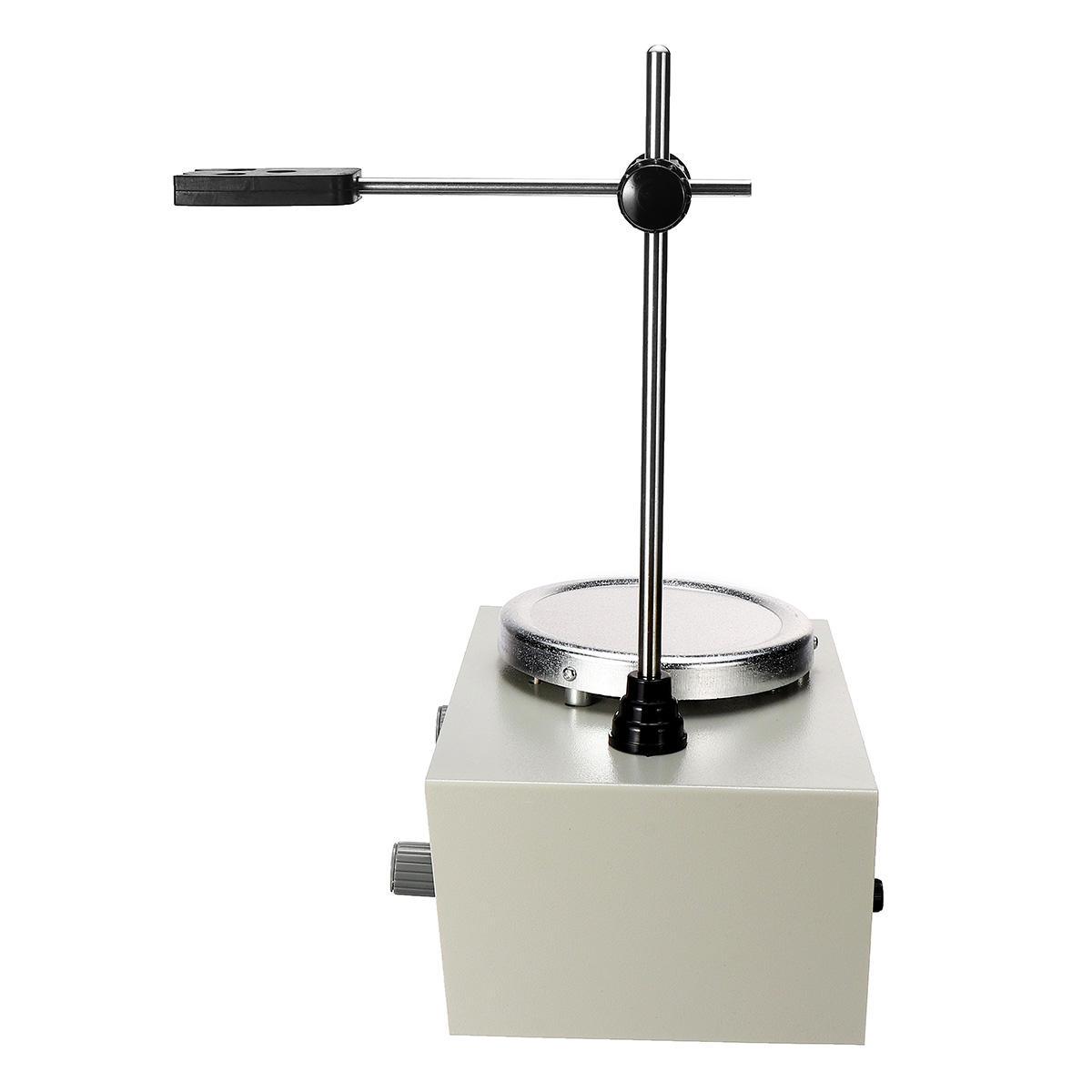 Agitateur magnétique à plaque chauffante chauffage de laboratoire 79-1 110/220 V 250 W 1000 ml mélangeur à double commande US/AU/EU Protection contre les fusibles anti-bruit/vibrations - 6