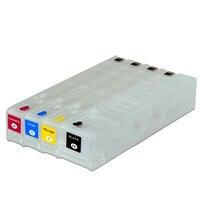 Cartucho de tinta de repuesto para HP973 con arco para HP Pagewide Pro 452dn/dw 477dn/dw 552dw MFP 577dw /z gestionado P55250dw p5750d