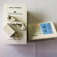 2019 outdoor air quality detector with particle sensor for pm10 or pm2.5 or HCHO TVOC meter