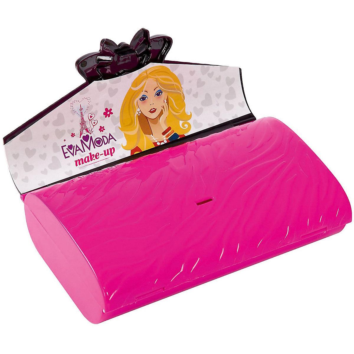 56 шт. маленький косметический набор, игровые игрушки, набор для макияжа, для детей, для девочек, для дошкольников, для детей, красивые модные ... - 2