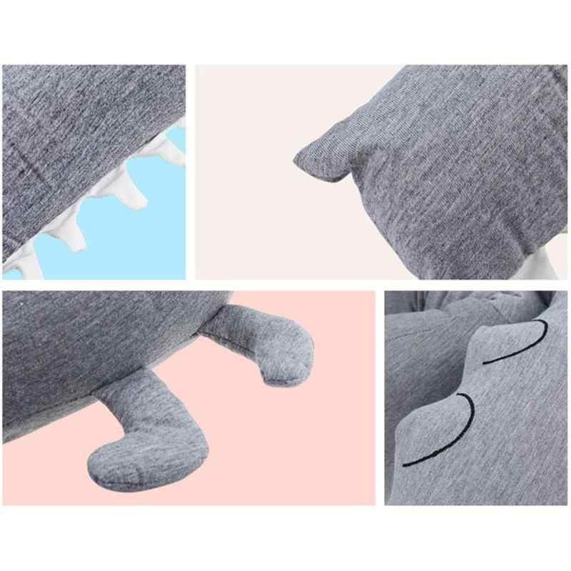 Кровать для новорожденных бампер 185 см детская кроватка защита кроватки детские постельные принадлежности детская подушка-крокодил детская комната Игрушка