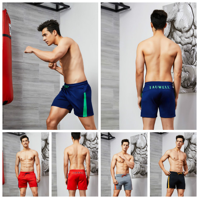 Fast Dry Men's Sport   Shorts   Summer Beach Surfing Man   Board     Shorts   Running Gym Hybrid Home   Short