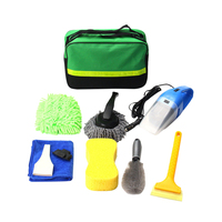 1PC Multi funtion Safe Portable Durable Convenient Cleaning Kit Brush Glove Shovel Car Washing Supplies for Car Auto Vehicle