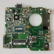 737669-501 737669-601 DA0U82MB6D0 w HD8670M/1GB GPU i5-4200U CPU for HP Pavilion 15-n Series NoteBook PC Laptop Motherboard free shipping 779457 501 u88 for hp pavilion 15 n 15 f series motherboard with n2830 cpu all functions 100