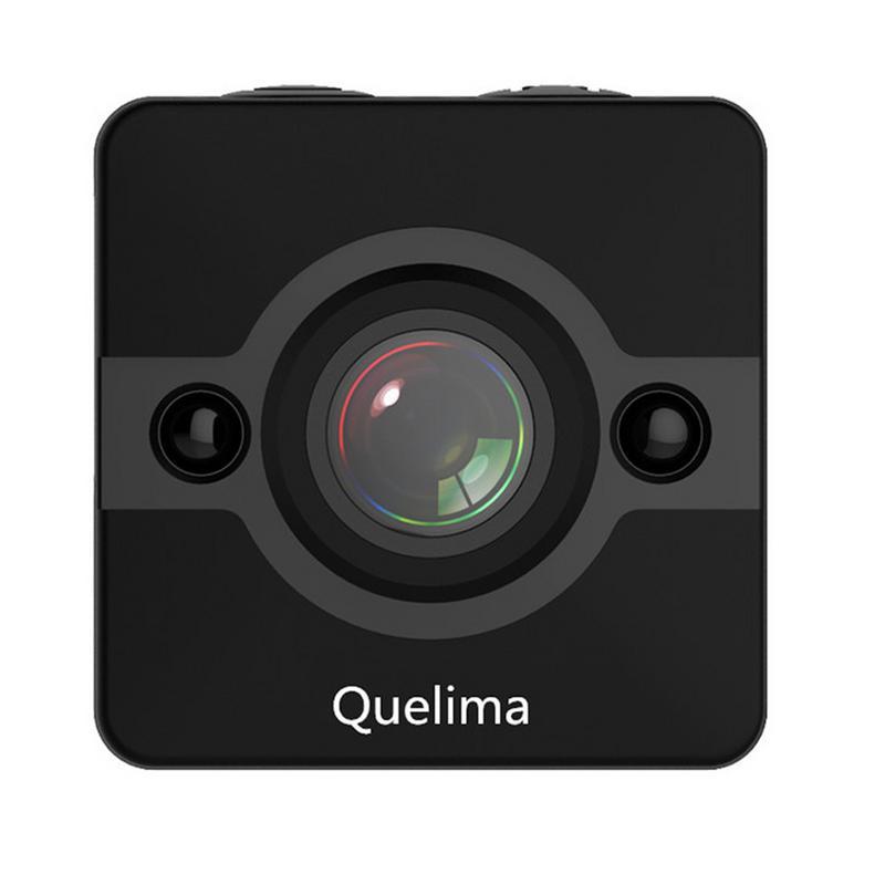 Pour Quelima SQ12 Mini 1080 P FHD DVRPour Quelima SQ12 Mini 1080 P FHD DVR