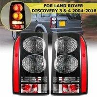 12 В Автомобильный светодиодный задний фонарь для LAND ROVER Дискавери 3 4 2004 2016 задний тормоз обратная лампа Drl противотуманная фара Стайлинг све