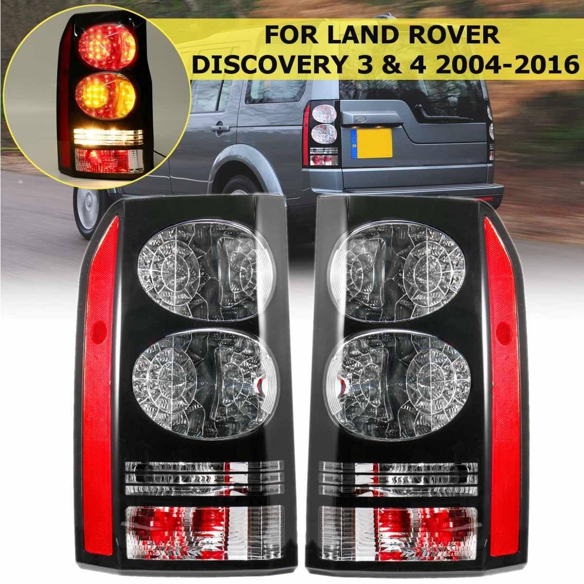 12V Car Led Tail Light FOR LAND ROVER DISCOVERY 3 4 2004 - 2016 Rear Brake Reverse Lamp Drl Fog Light Styling Light Accessories12V Car Led Tail Light FOR LAND ROVER DISCOVERY 3 4 2004 - 2016 Rear Brake Reverse Lamp Drl Fog Light Styling Light Accessories