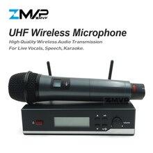 SW 35 Профессиональный UHF беспроводной микрофон Беспроводная система с портативным передатчиком для сценического вокального набора певицы