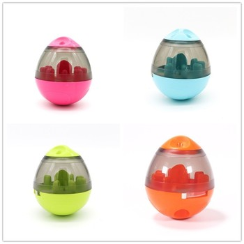 Benepaw Interactive Toy Dog Treat Dispensing Smart IQ Toy Leakage Food Ball Small Medium Large Pet Puppy Play Game 4 Colors 2019 2