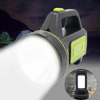 Lampe Camping Rechargeable Plein De Voyage Lanterne Led Poche En Pour Lumière Portable Air Projecteur 4ALR5j