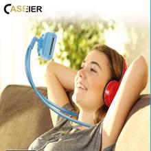CASEIER Neck Hanging Phone Holder In Desk Car Safa 360 Degree Rotation For Samsung S9 S10 S10E A7 Stand