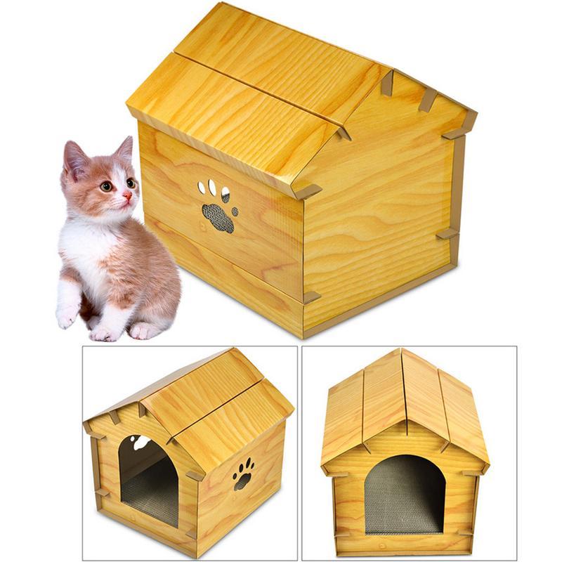 Hewan Peliharaan Kandang Kucing