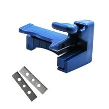 ANENG триммер с двойными краями ручной кромкогибочный резак с деревянной головкой и хвостиком для обрезки столярных аппаратных средств