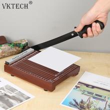 B5/A5/A4 Paper Guillotine Cutter Trimmer Home Office School Paper Photo Cutting Tools Professional Cutting Machine