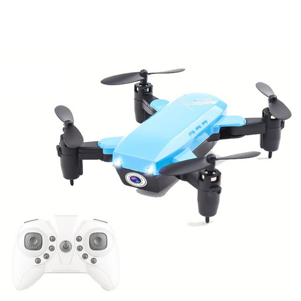 Mini Folding Drone WIFI Real-time Aerial 3 section 7 battery(not include) Photography Remote Control AircraftMini Folding Drone WIFI Real-time Aerial 3 section 7 battery(not include) Photography Remote Control Aircraft