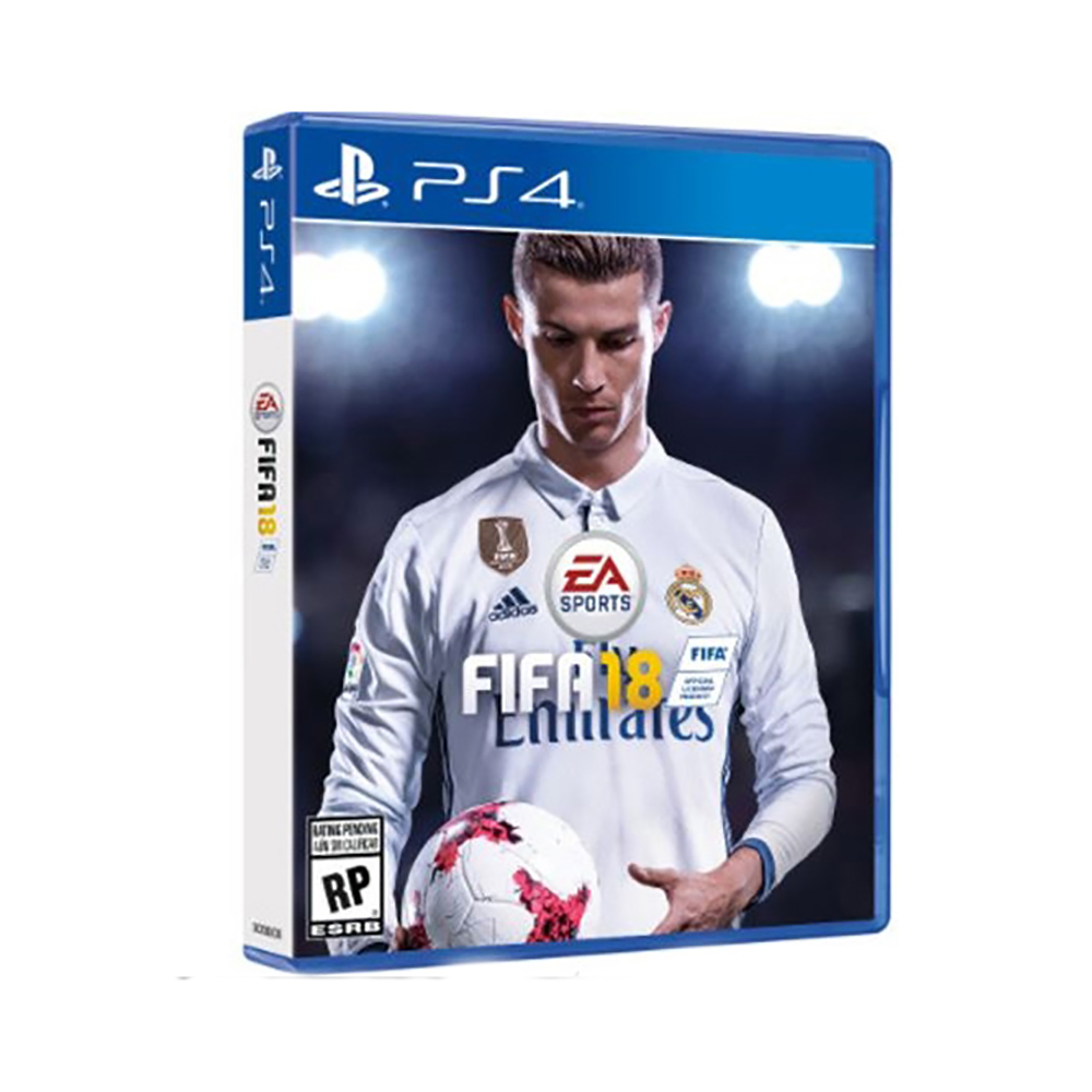 цена Game Deals play station FIFA 18 PS4