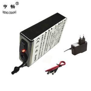 12v battery Super rechargeable Pack Li-ion Battery for DC 12V 4800mAh with charger