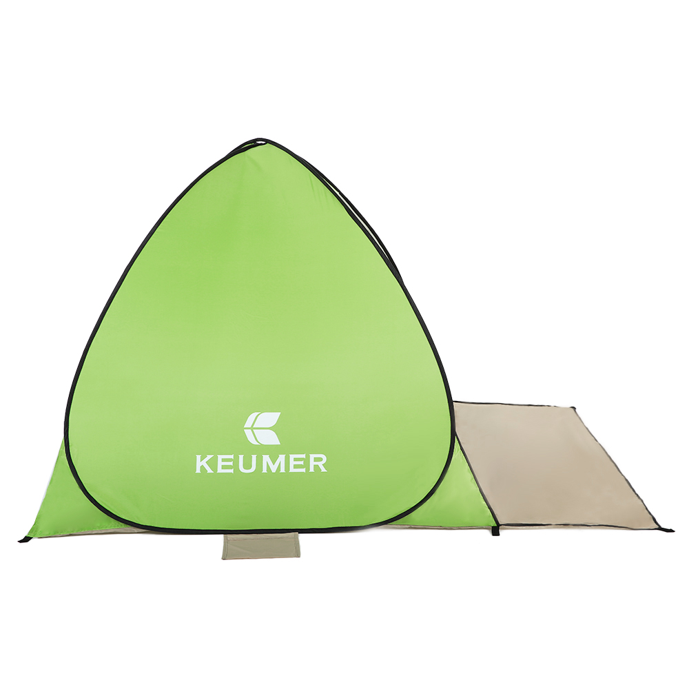 Tentes De Camping En Plein Air Automatique Installation Instantanée Portable Tente De Plage Anti Uv Abri Camping Pêche Randonnée Plage Pique Nique
