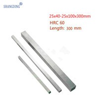 25x40 25x100x300mm White Steel Knife Bar High Speed Turning Contain HRC60 HSS Direct Selling machine tools accessories