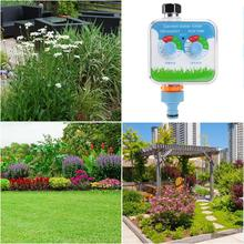 Professiona Electronic Rotating Automatic Garden Irrigation Timer Intelligent Flowers Watering Controller Garden Watering Timers