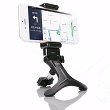 High Quality Black Car Air Vent Mount Cradle Holder Stand for Mobile Smart Cell Phone GPS Holders