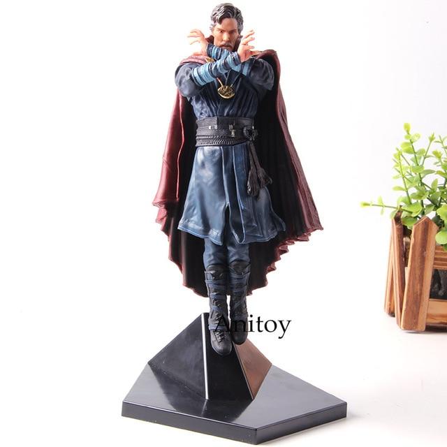 Super-heróis da marvel Avengers Infinito Guerra Doutor Estranho Figura Coleção Ação PVC Modelo Brinquedos