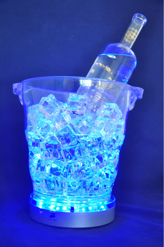 Ice Bucket Light Base Sky Blue