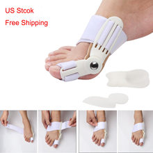 Big Toe Bunion Nẹp Thẳng Corrector Foot Pain Relief Hallux Valgus(China)
