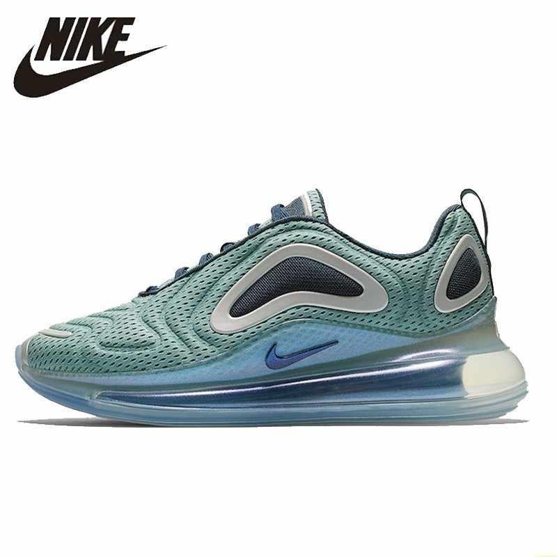 نايك الجوية ماكس 720 Bradyseism المرأة احذية الجري 2019 جديد نمط ارتداء مقاومة وسادة هوائية في الهواء الطلق رياضية # AR9293- 001