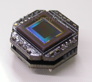 "Image 3 - mini 17x17mm AHD M (720P) 1/3"" Sony Exmor IMX225 CMOS sensor + FH8536 CCTV camera PCB board module (optional parts)"