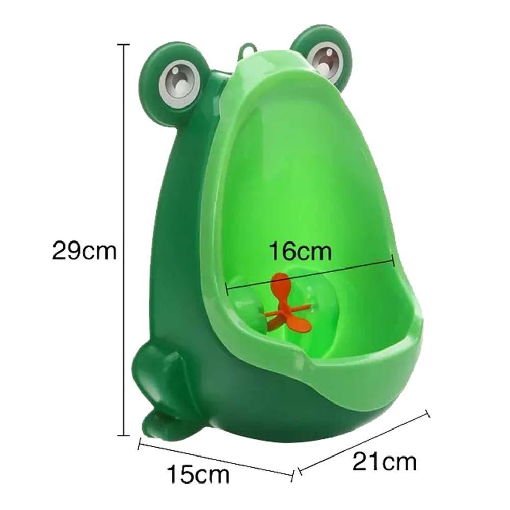 1 Pc Baby Jungen Töpfchen Urinal Stehenden Wc Frosch Vertikale Wand-montiert Pee Kleinkind Boy Badezimmer Trainer Pisse Rohr Urinale Krankheiten Zu Verhindern Und Zu Heilen