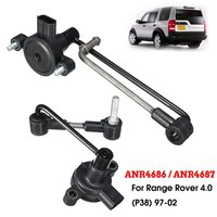 Front Rear Ride Height Level Sensor ANR4686 ANR4687 For Land Rover Range Rover P38 1997 2002 2.5L 4.0L 4.6L SUV