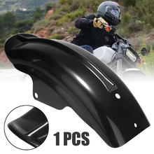 High Quality Black Rear Fender Mudguard for H-arley S-portster Solo B-obber C-hopper Cafe Racer 883 883R 1200 1994-2003