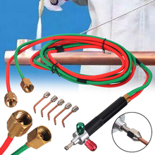Mini Jewelry Gas Welding Micro Torch Jewelers Soldering Brazing Cutting Tool For Jewelry Dental Tool With Soldering Gun Nozzle gt 2001 torch jewelry welding torch torch for jewelry jewelry making tools 1 pcs set