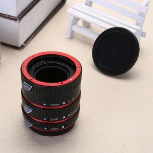 Image 5 - Adaptador de lente de cámara tubo de extensión de enfoque automático AF Tubo de extensión Macro/anillo de montaje para objetivo CANON EF S para todas las cámaras Canon SLR